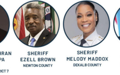 Atlanta Black Chambers February First Friday Features a Conversation with Atlanta Metro Law Enforcement and Government Leadership